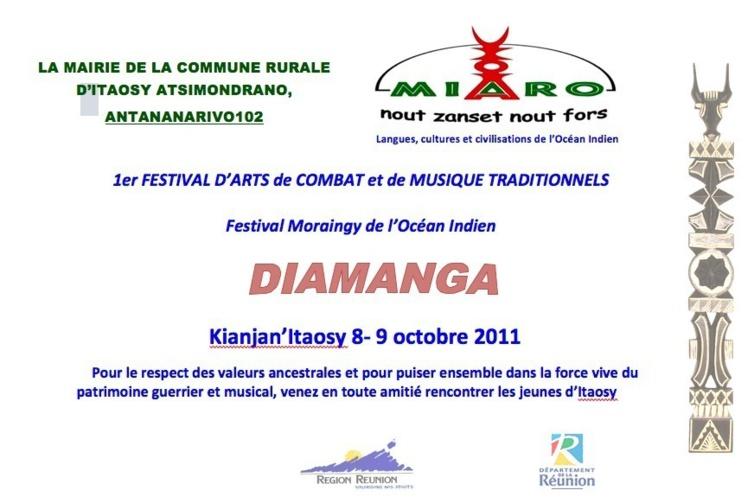 Festival De Moraingy à Madagascar
