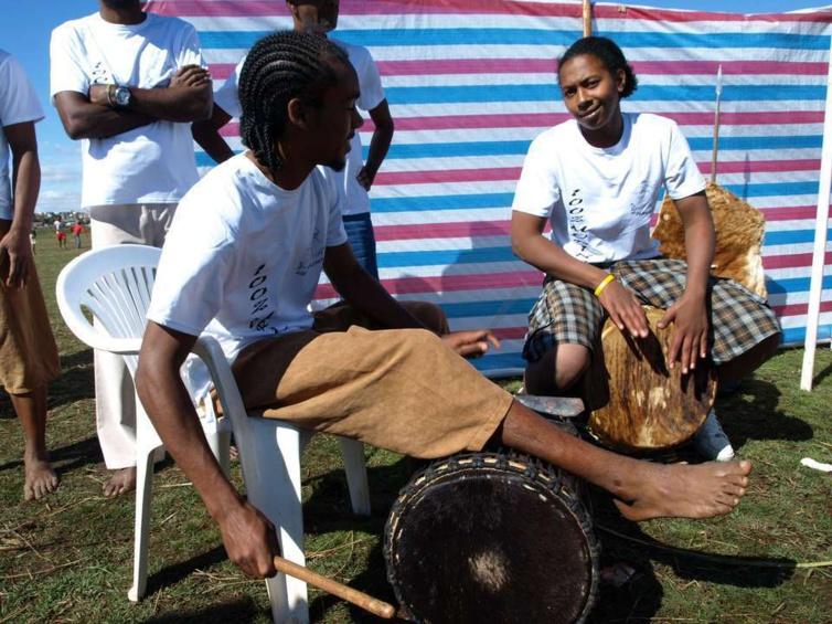 Du moraingy malgache au moringue réunionnais: un festival amical