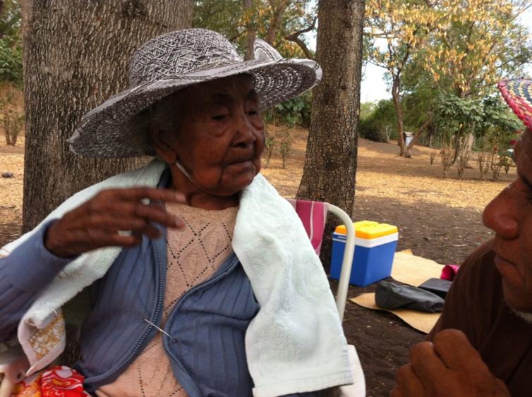 Madame Baba: notre avenir s'ecrit avec elle.