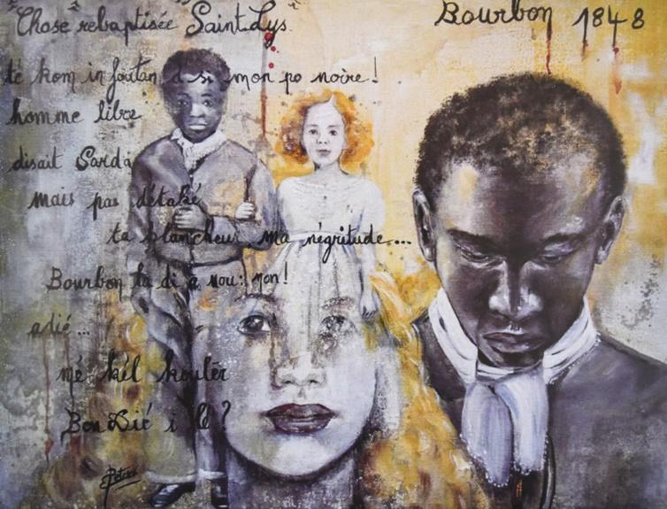 peinture : Emmanuelle Peters