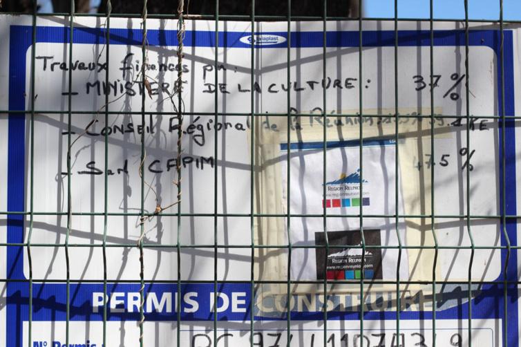 Restauration domaine du Chaudron - crédit photo S. Lacour