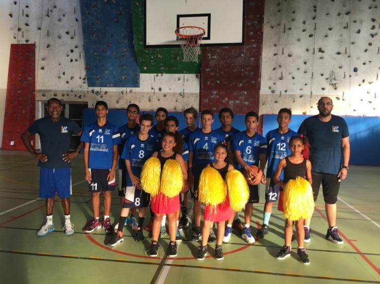 SAINTE-SUZANNE : Le club de Basket Papangue en route vers la finale