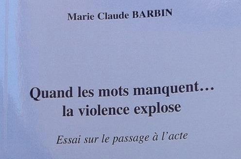 Un livre de Marie-Claude Barbin