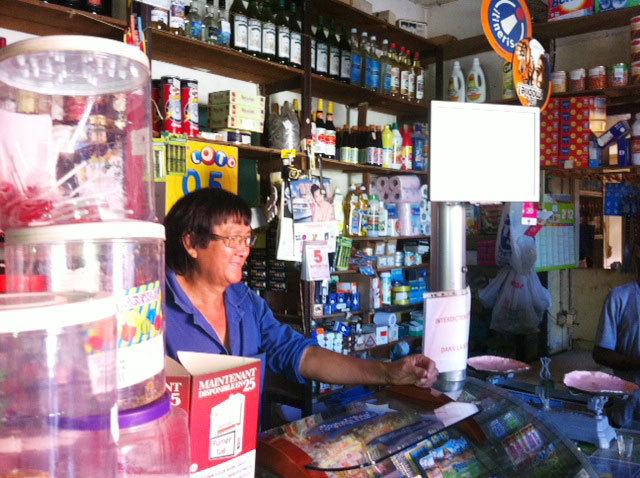 """Aline M.H. : La """"Boutique-Chinois"""" lanterne de mon quartier"""