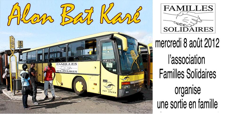 Familles Solidaires : Alon Bat Karé