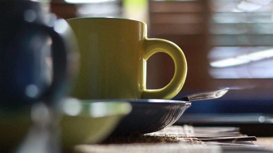 Aline Murin Hoarau : Rencontre autour d'un café avec Alain Bénard