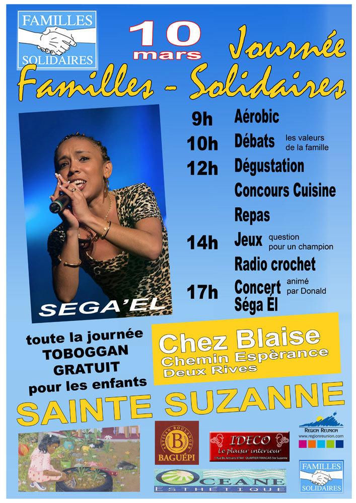 """""""Familles Solidaires"""" célèbre la journée de la femme"""