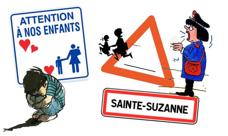 "Aline Murin Hoarau : ""A Sainte Suzanne, nos enfants en danger"""