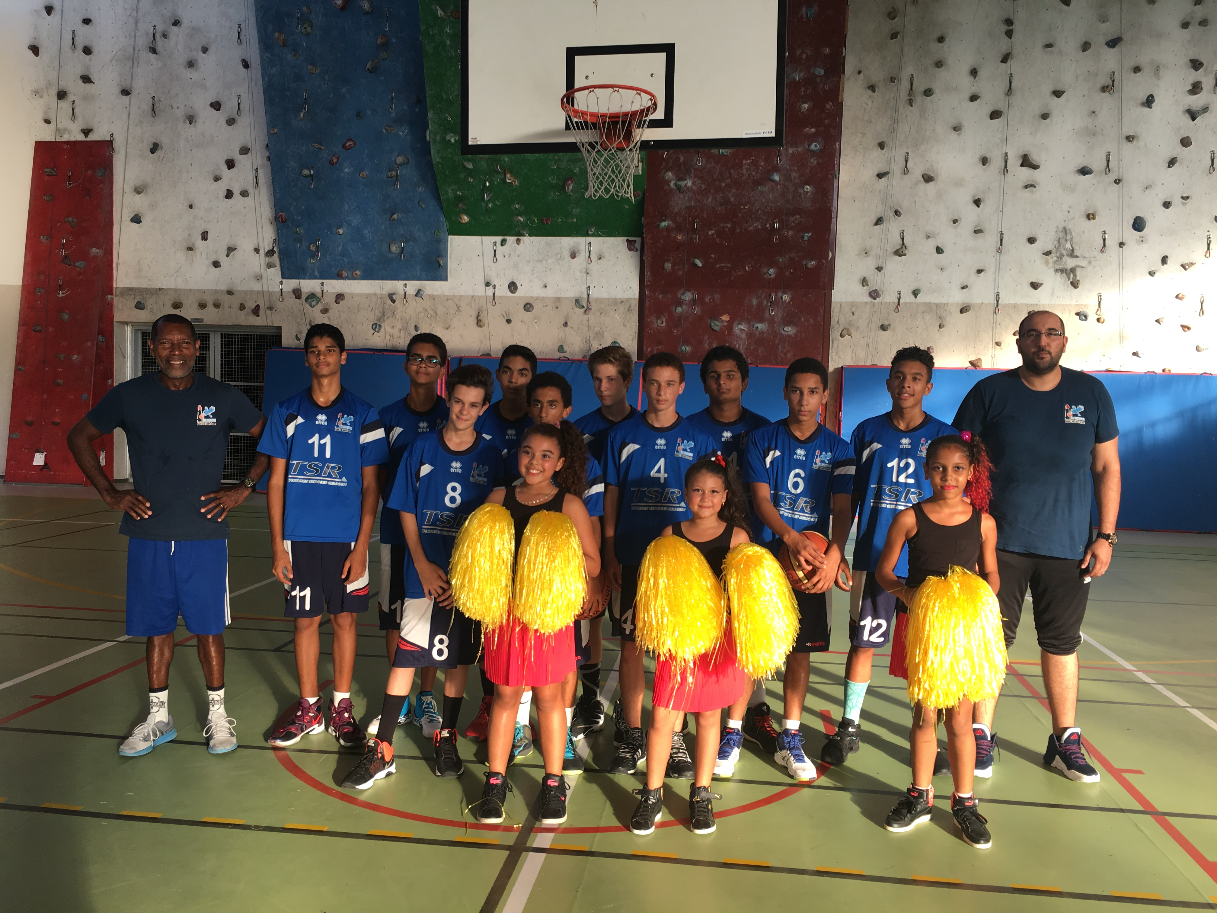 A Sainte-Suzanne: Le club de Basket Papangue en route vers la finale
