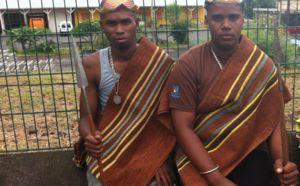 Commémoration de l'engagisme  afro-malgache au Lazaret de la Grande Chaloupe