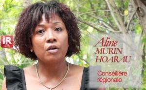 Aline Murin Hoarau se range du côté des forces vives