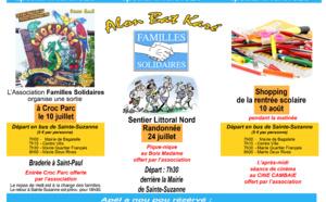 Les vacances avec Familles Solidaires