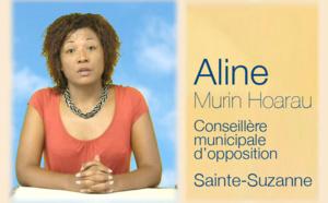 Aline Murin Hoarau : Sainte-Suzanne : Chronique d'un budget catastrophique