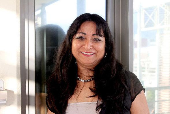 """Patricia Pilorget : """"La parité homme - femme est une réalité à la Région Réunion"""""""