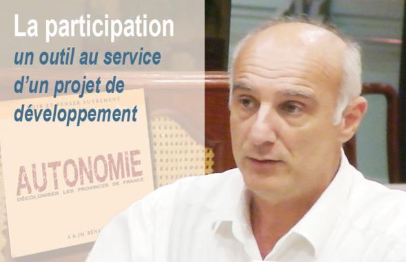 La participation : un outil au service d'un projet de développement