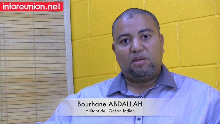 Bourhane ABDALLAH : Inondations, risque et prévention