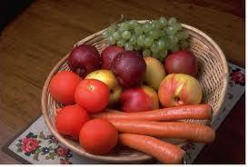 MANGEZ 5 FRUITS ET LÉGUMES.