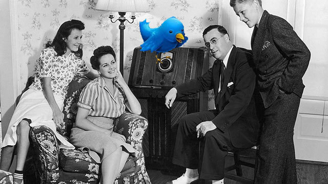 Twitter au secours des maquisards