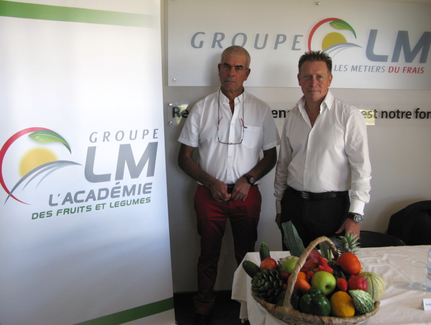 Patrick Métro & Dany Leveneur, fondateurs du Groupe LM