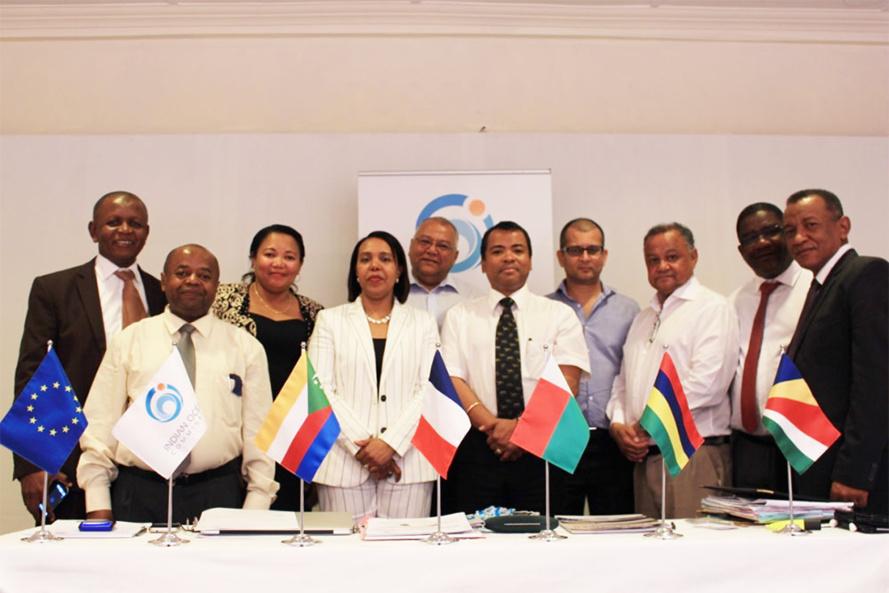 Première réunion du Comité exécutif de l'Association des parlementaires de la Commission de l'océan Indien – AP-COI