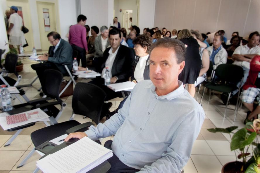 Yannis LEBON : Autorisations de programme et du budget supplémentaire au Tampon