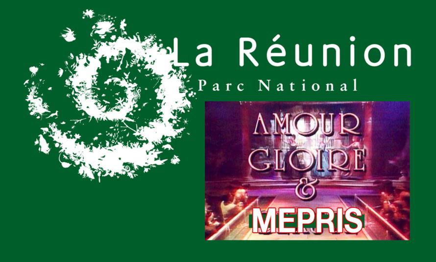 LE PARC NATIONAL : AMOUR, GLOIRE ET MEPRIS