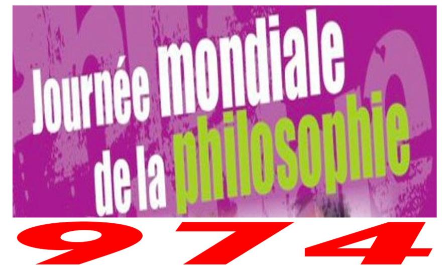 Appel à célébrer la Journée Mondiale de la Philosophie à La Réunion