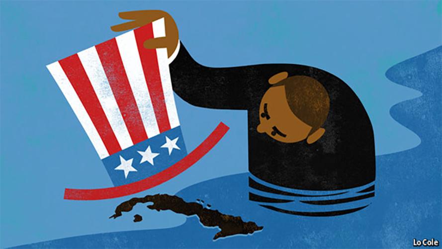 The Cuban question