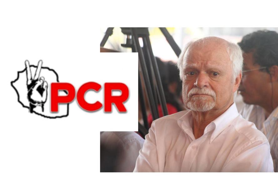 Déclaration du Conseil Politique du PCR