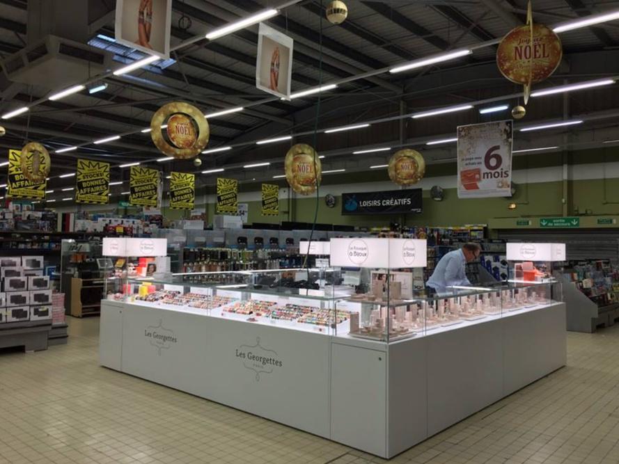 JUMBO Savanna : le Kiosque à Bijoux arrive !