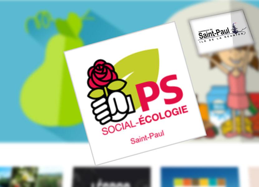 Un « cœur socialiste » battant pour Saint-Paul