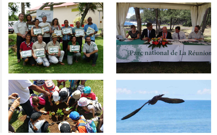 Le Parc National de La Réunion a 10 ans