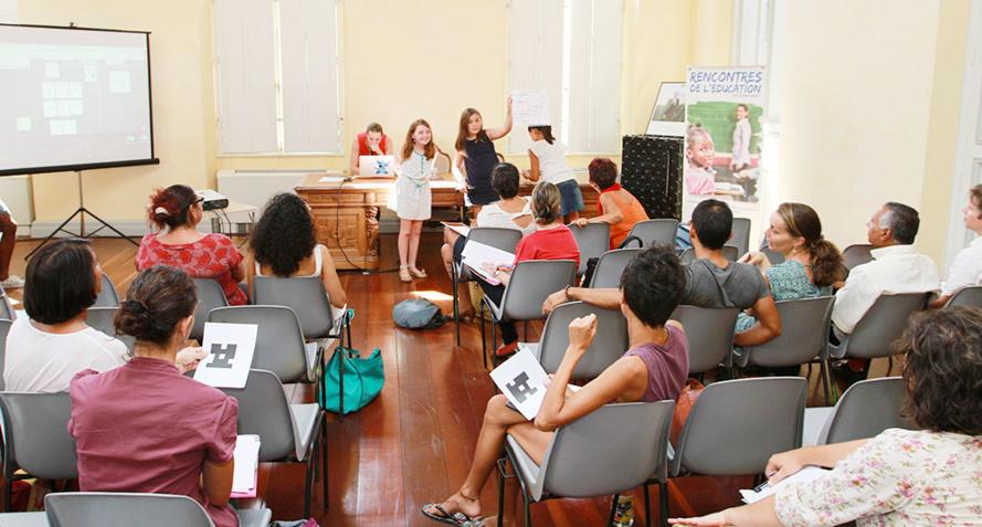 Rencontres de l'Éducation de l'océan Indien