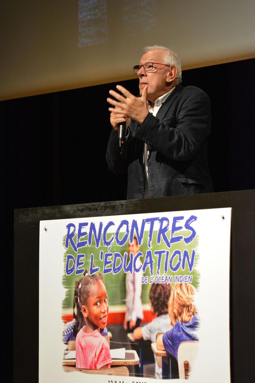 RENCONTRES DE L'ÉDUCATION DE L'OCÉAN INDIEN 2017