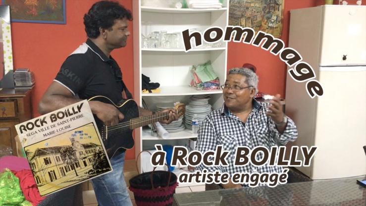 Rock BOILLY, cet engagé