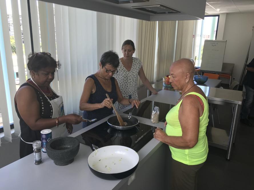 Atelier Nutrition à la CITEDI Doret