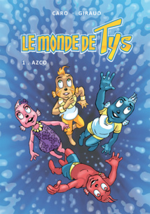 """""""Le Monde de Tys"""" : La BD Péï qui sensibilise les enfants sur l'impact des déchets plastiques dans nos Océans"""