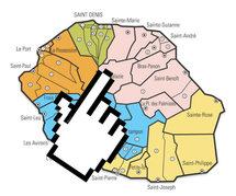 La carte des Cantons renouvelables