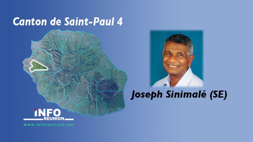 Saint-Paul 4 : Joseph Sinimalé
