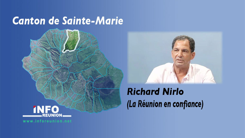 Sainte-Marie : Richard Nirlo
