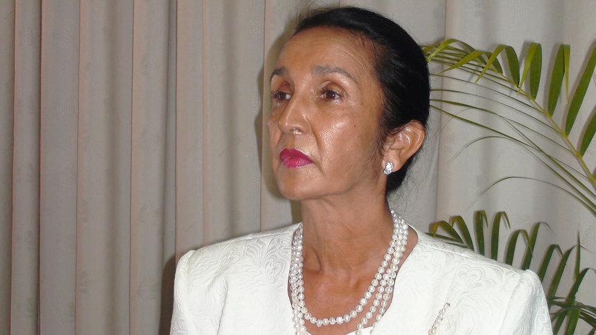 """Huguette Bello : """"Je n'ai rien contre la présidente sortante"""""""
