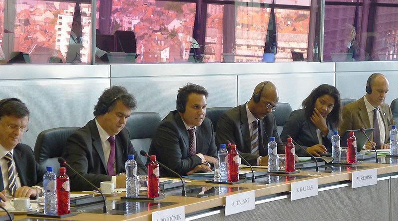 Didier Robert a rencontré laCommissaire européenne delaPêche