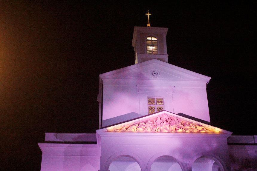 Les lumières du Temple de Dieu