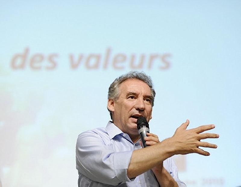 François Bayrou à La Réunion