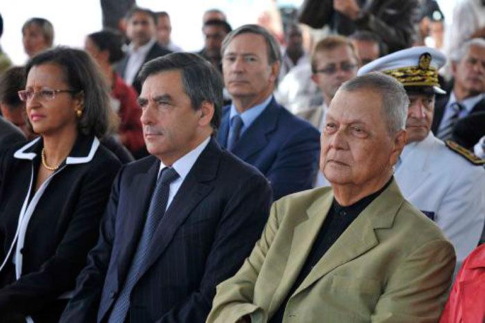 Paul Vergès - UMP (Sarkozy), larupture est consommée