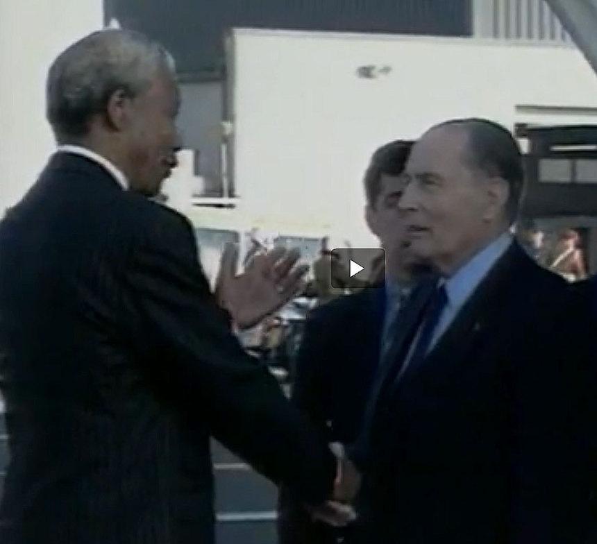 10 mai : Mitterrand, Mandela et Mémoires d'esclaves en chaîne(s)