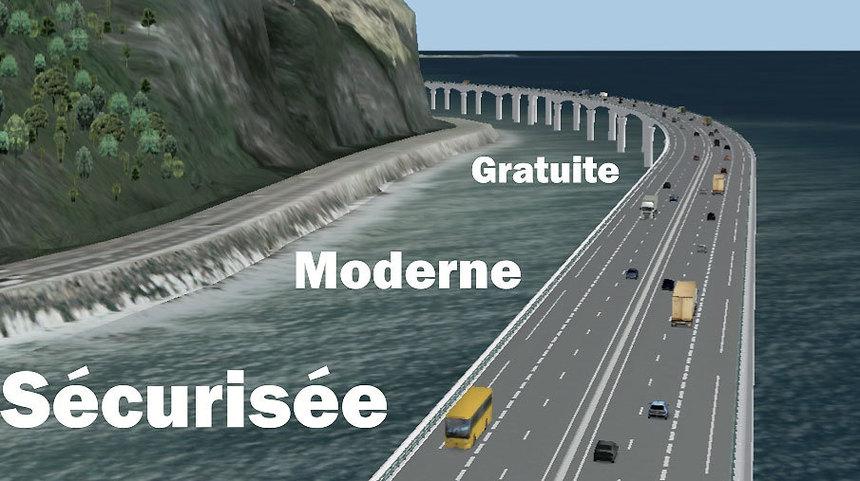 Quelle route du Littoral voulez-vous pour La Réunion ?