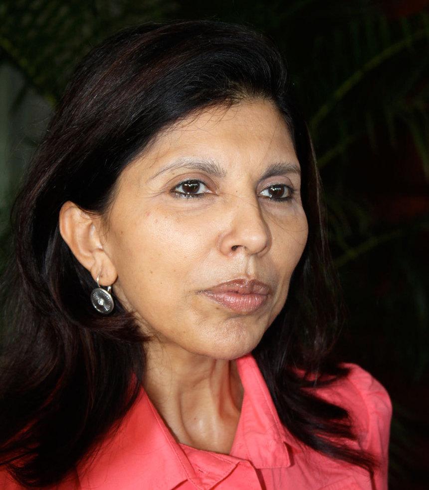 Nassimah Dindar a les cartes pour les Législatives de 2012