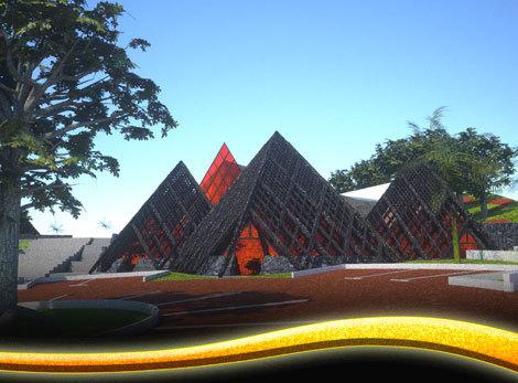 La nouvelle Maison du Volcan: un chantier de réhabilitation innovant