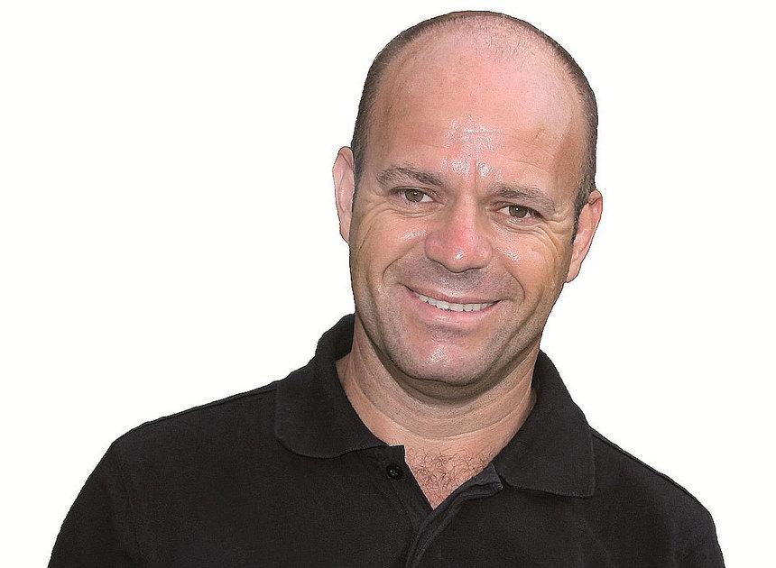 Jean-Alain Cadet, secrétaire régional d'Europe Ecologie/Les Verts